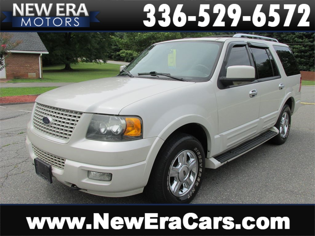 2005 Ford Expedition Limited 4WD 3rd Row! Nice! for sale by dealer