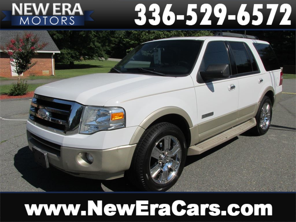 2007 Ford Expedition Eddie Bauer LOADED! 3rd Row! for sale by dealer