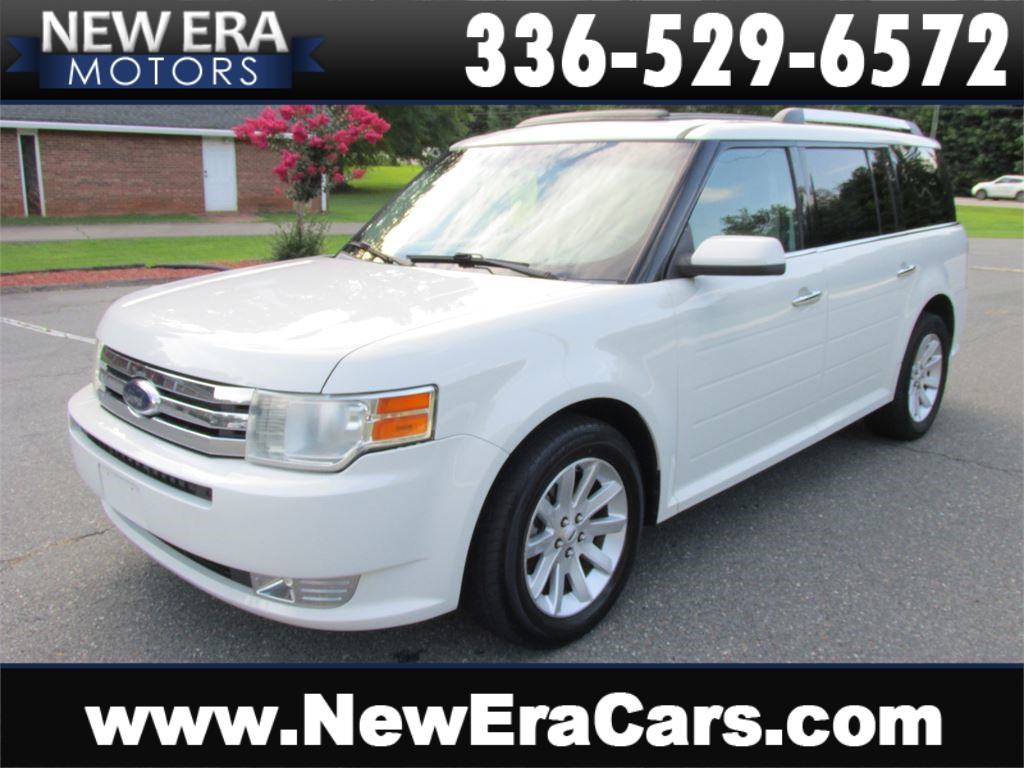 2009 Ford Flex SEL 3rd Row! Leather! for sale by dealer