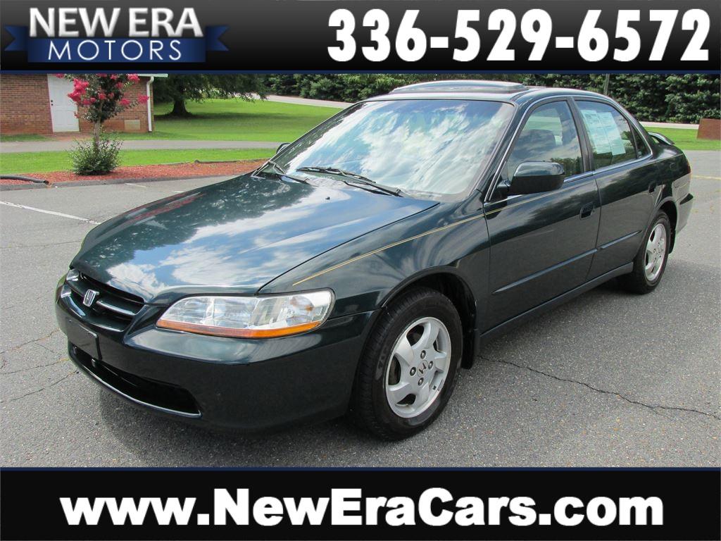 1999 Honda Accord EX sedan Coming Soon! for sale by dealer