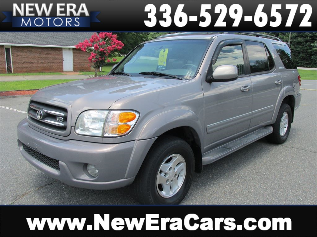 2002 Toyota Sequoia Limited Coming Soon! for sale by dealer