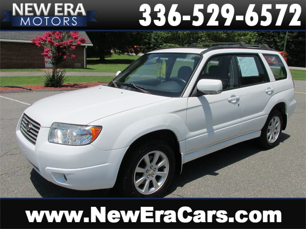 2006 Subaru Forester 2.5X Premium AWD! Nice! for sale by dealer