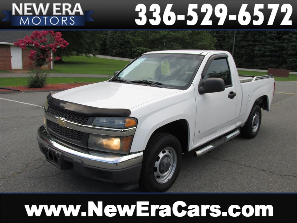 2007 Chevrolet Colorado LT1 Cheap! Manual! for sale by dealer