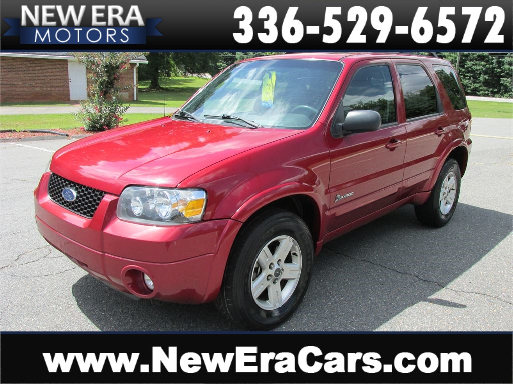 2007 Ford Escape Hybrid Nice! Cheap! for sale by dealer