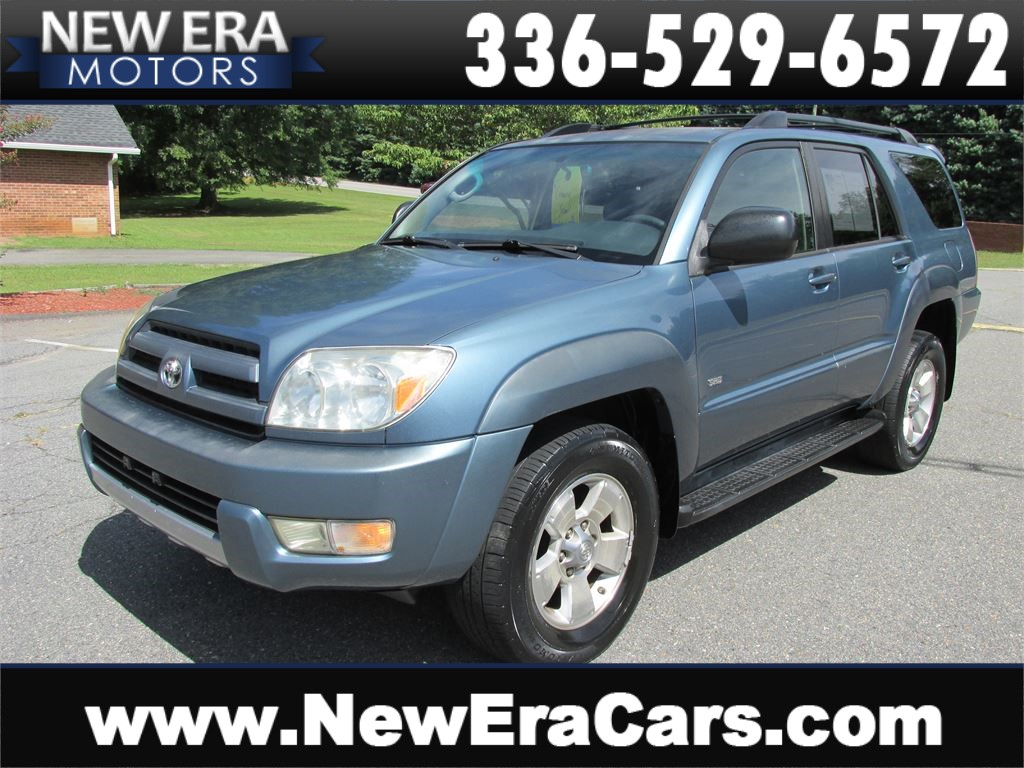 2004 Toyota 4Runner SR5 Coming Soon! for sale by dealer