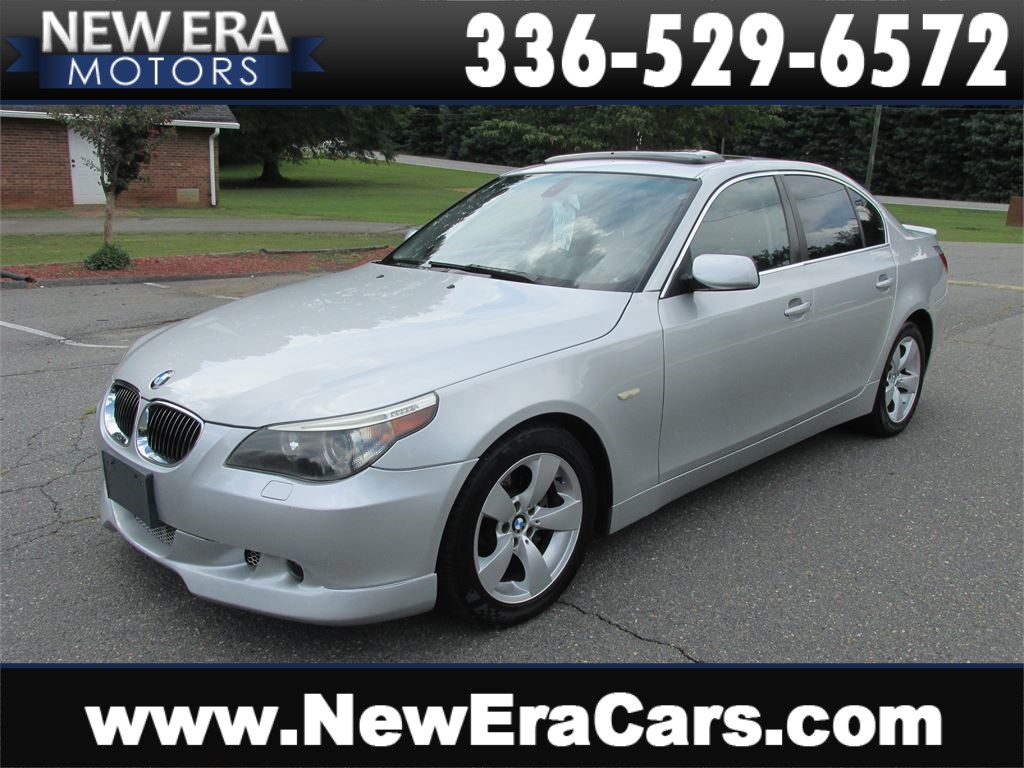 2006 BMW 5-Series 525i Leather! Nice! for sale by dealer