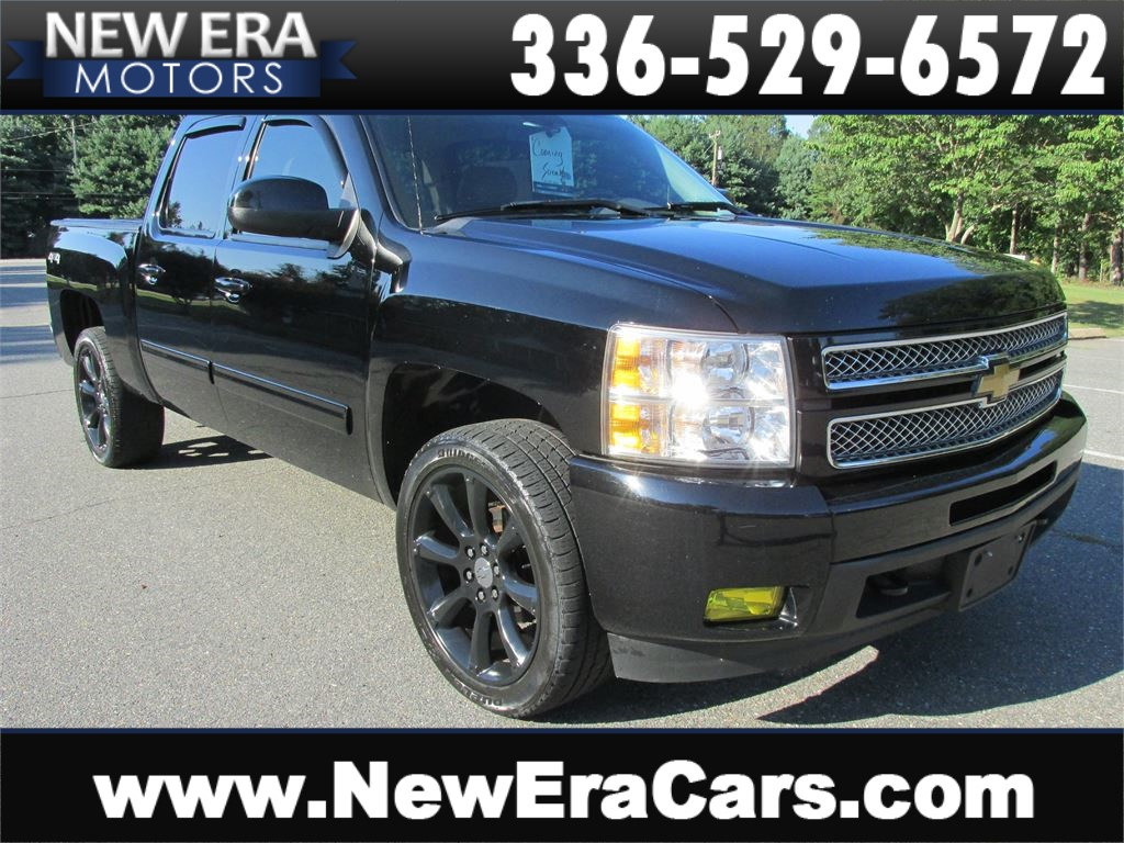 2013 Chevrolet Silverado 1500 LTZ Leather! Nice! 4x4! for sale by dealer