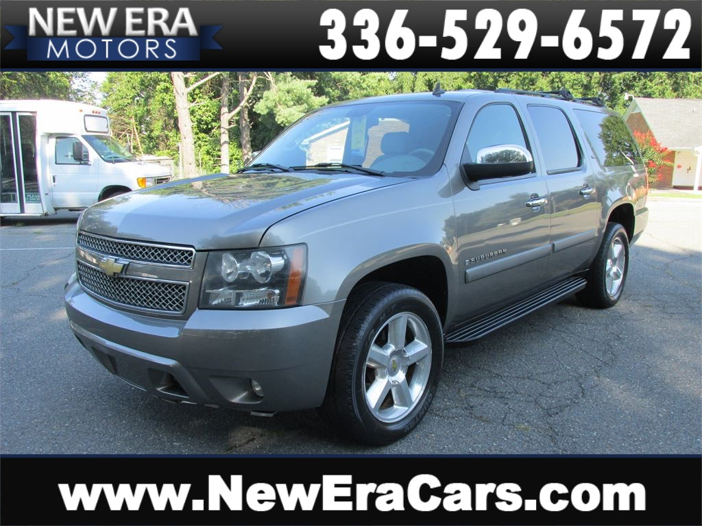2008 Chevrolet Suburban LTZ1500 4WD 3rd Row! Leather! for sale by dealer