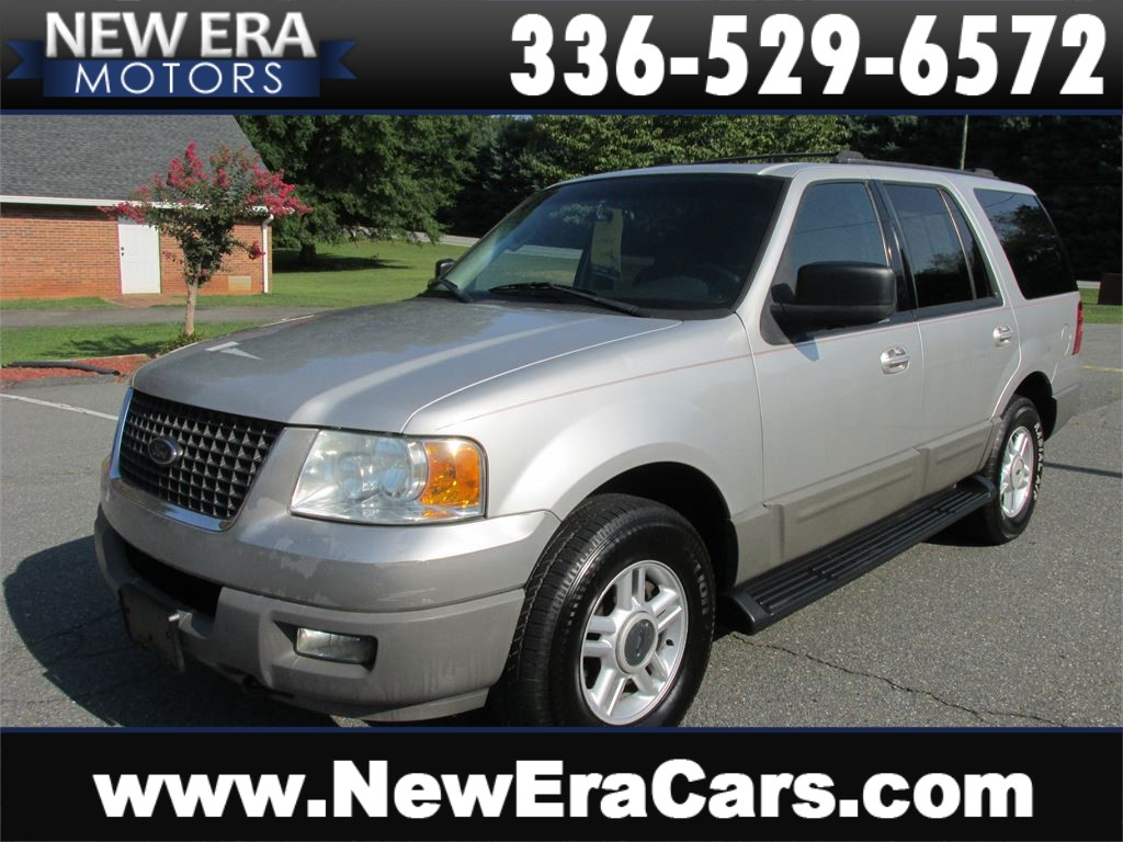 2003 Ford Expedition XLT 3rd Row Cheap! for sale by dealer