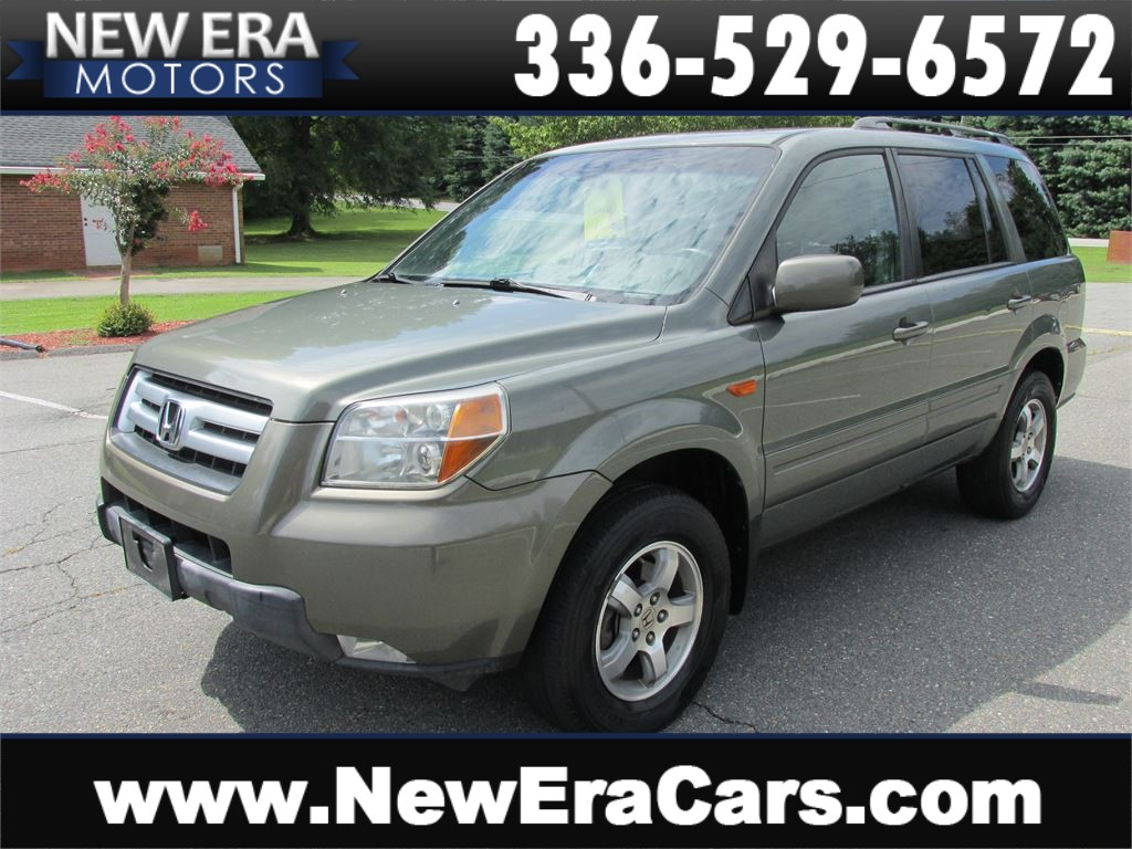 2008 Honda Pilot EX-L Leather! 3rd Row! for sale by dealer