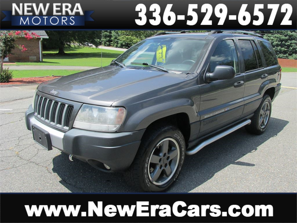 2004 Jeep Grand Cherokee Laredo 4WD CHEAP! for sale by dealer