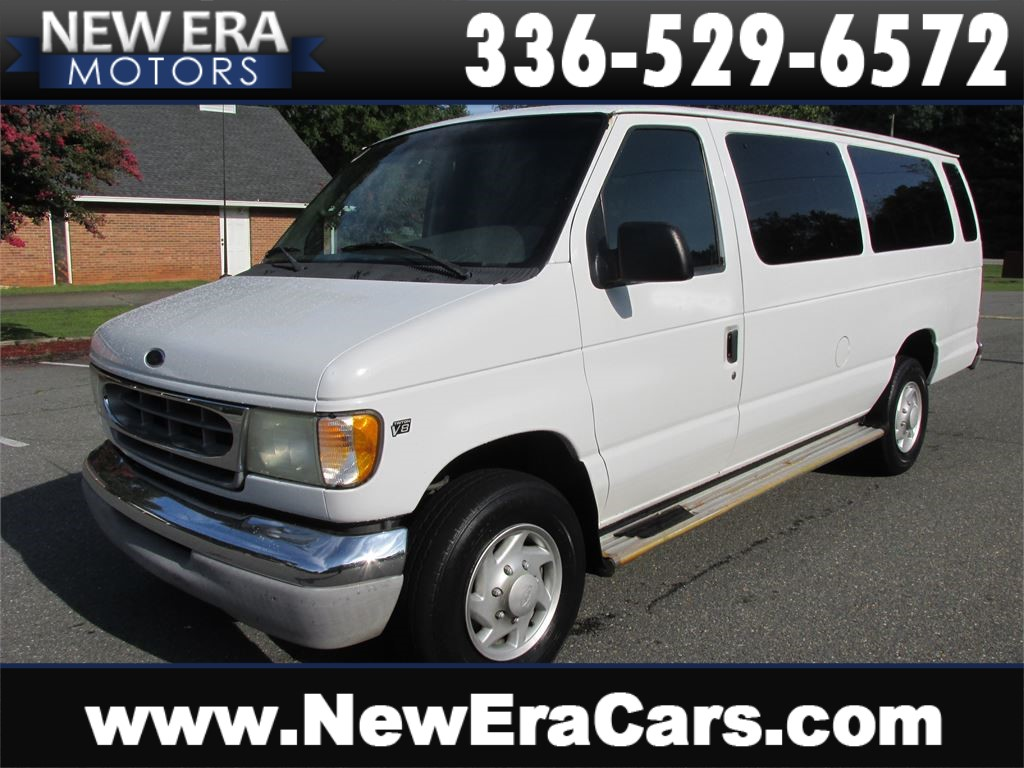 2002 Ford Econoline E350 Extended Coming Soon! for sale by dealer