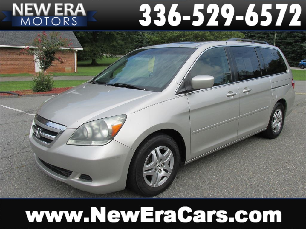 2006 Honda Odyssey EX-L Leather! Cheap! for sale by dealer