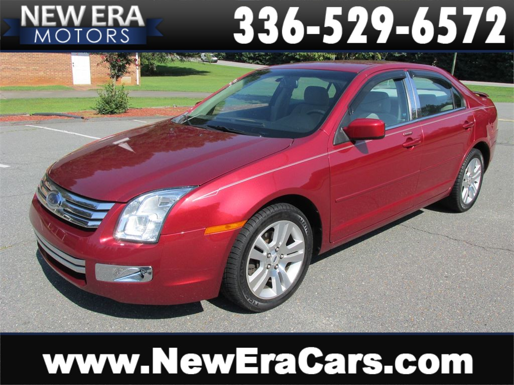 2008 Ford Fusion V6 SEL Cheap! Nice! for sale by dealer