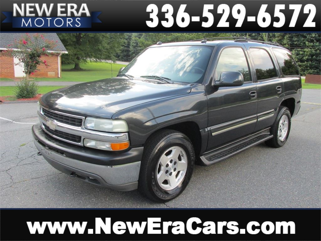 2004 Chevrolet Tahoe 4WD 3rd Row! Leather! for sale by dealer