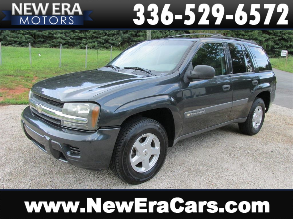 2003 Chevrolet TrailBlazer LT Cheap! Nice! for sale by dealer