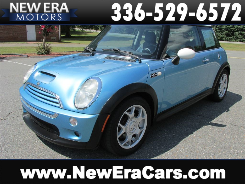 2002 Mini Cooper S Coming Soon! for sale by dealer