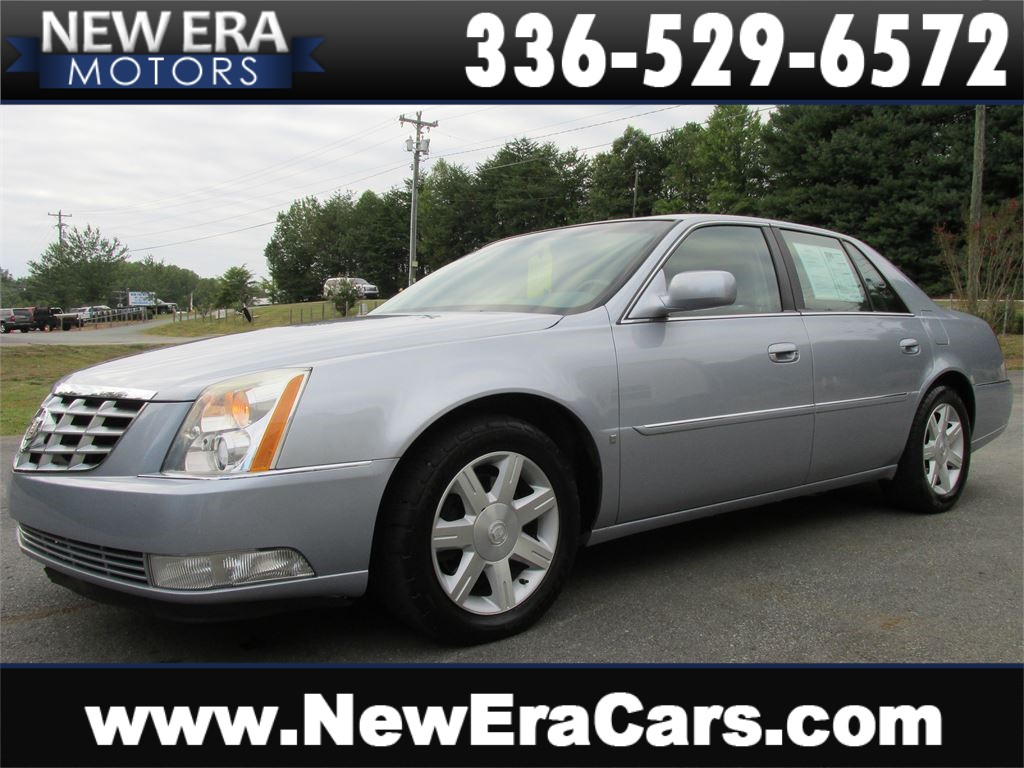 2006 Cadillac DTS Sedan Luxury! Nice! Clean! for sale by dealer
