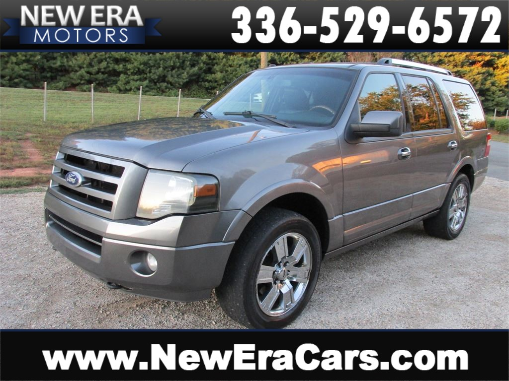 2010 Ford Expedition Limited 4WD 3rd Row! Loaded for sale by dealer