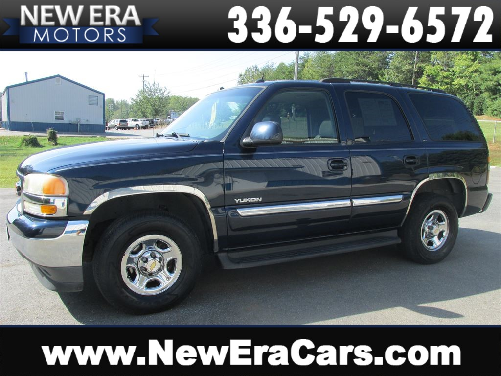 2005 GMC Yukon Nice! 3rd Row! Leather for sale by dealer