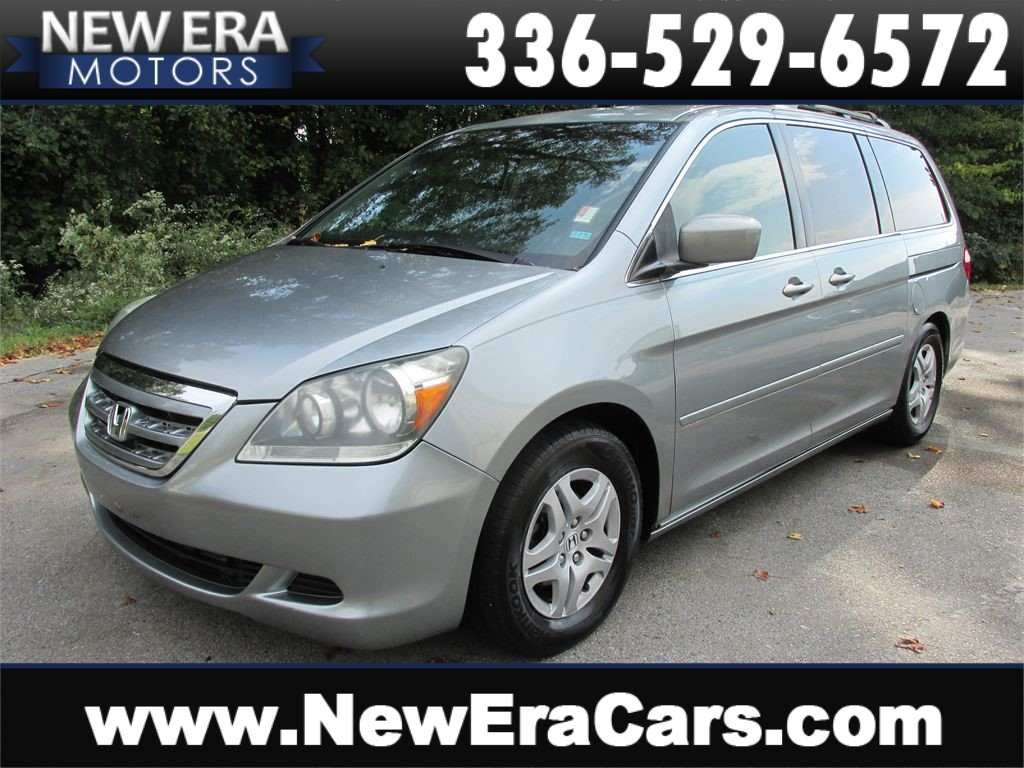 2007 Honda Odyssey EX Low Miles! Nice! for sale by dealer