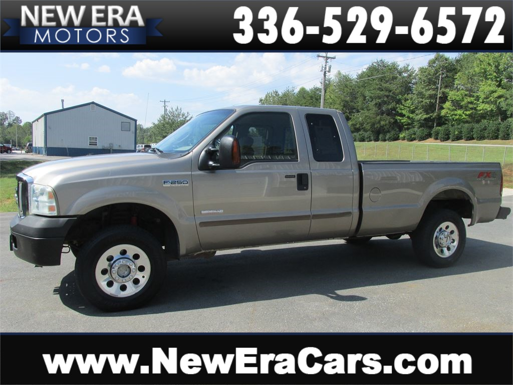 2005 Ford F-250 SD Lariat DIESEL! 4x4! for sale by dealer
