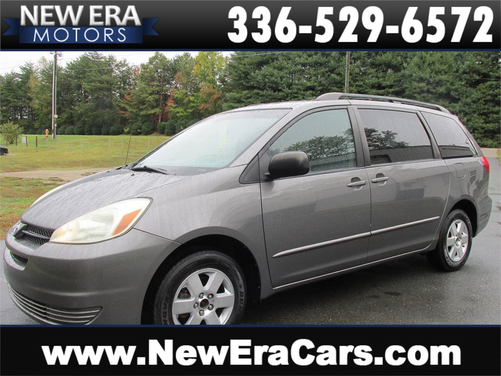 2004 Toyota Sienna LE 7 Pass. CHEAP! NICE! for sale by dealer
