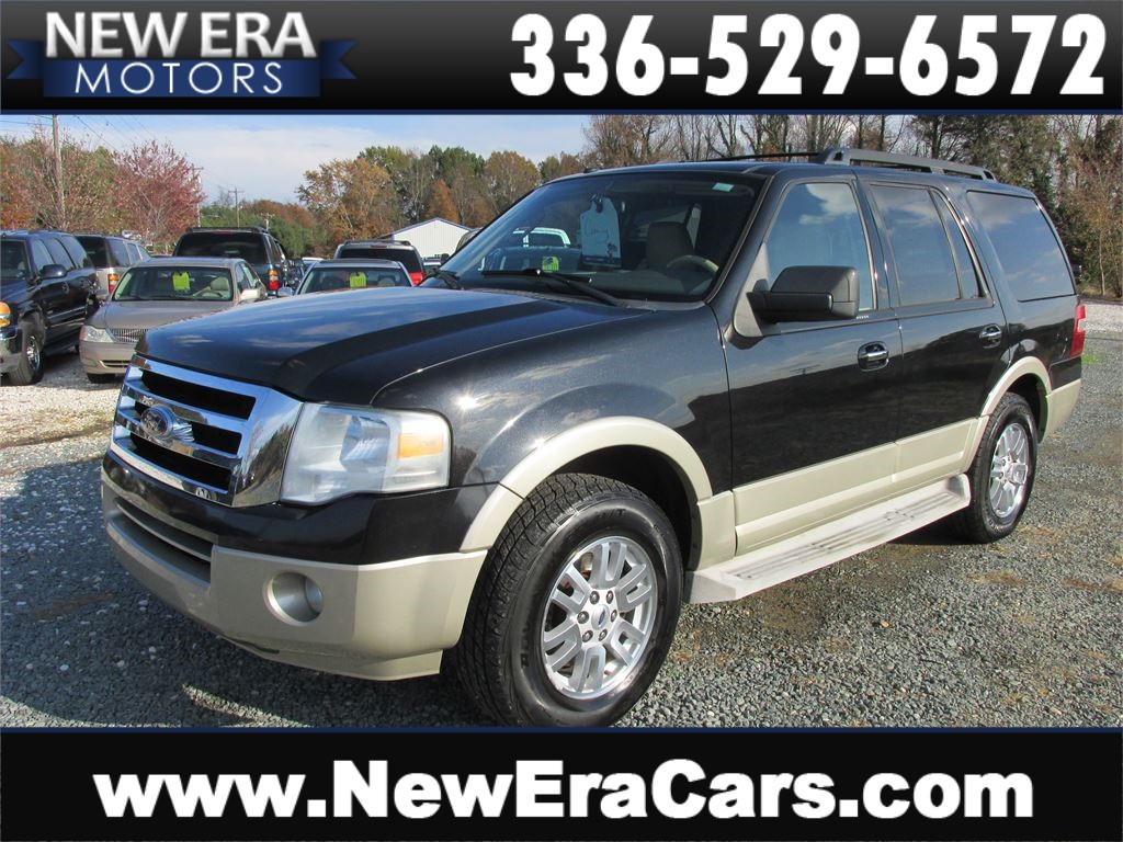 2010 Ford Expedition Eddie Bauer NICE! 3RD ROW! for sale by dealer