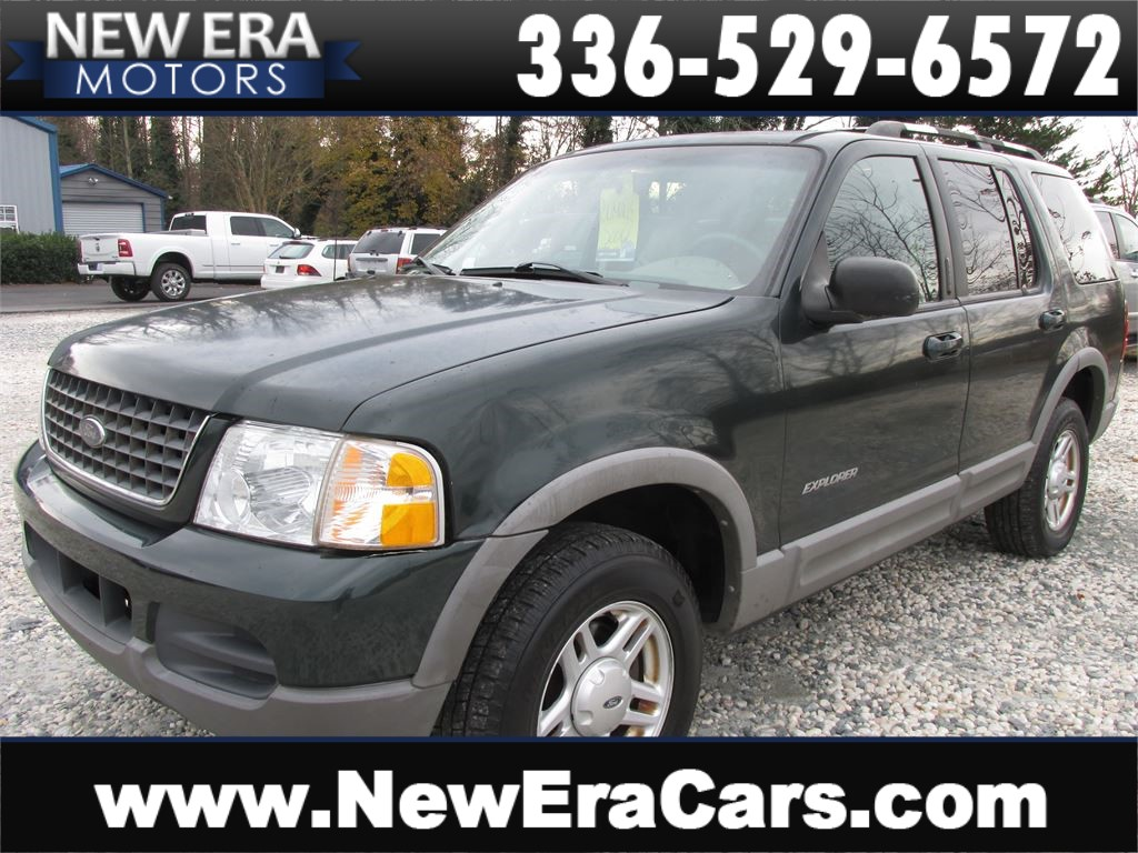 2002 Ford Explorer XLT GREAT PRICE!  for sale by dealer
