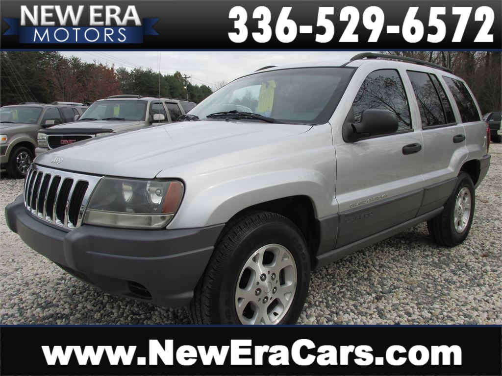2002 Jeep Grand Cherokee Laredo 1 OWNER! for sale by dealer
