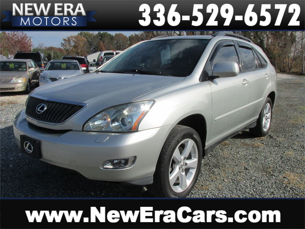 2004 Lexus RX 330 NICE, LOW Miles! Leather! for sale by dealer