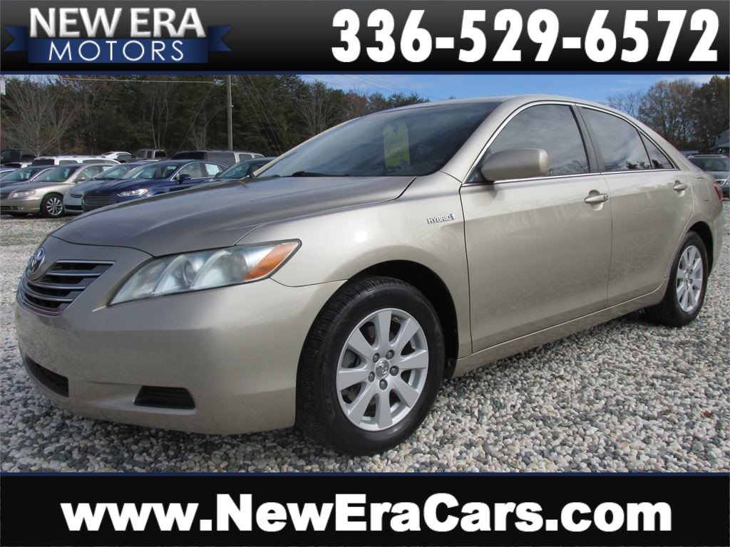 2007 Toyota Camry Hybrid Sedan Great MPG! Nice! for sale by dealer