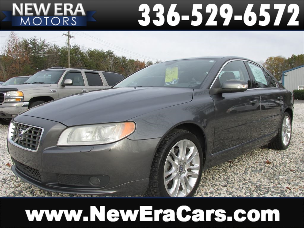 2008 Volvo S80 3.2 5 Star Safety! Leather!  for sale by dealer