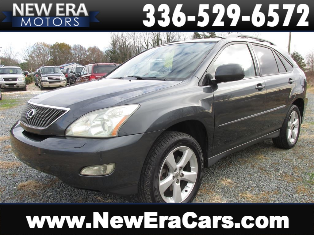 2004 Lexus RX 330 Wood Grain! Leather! for sale by dealer