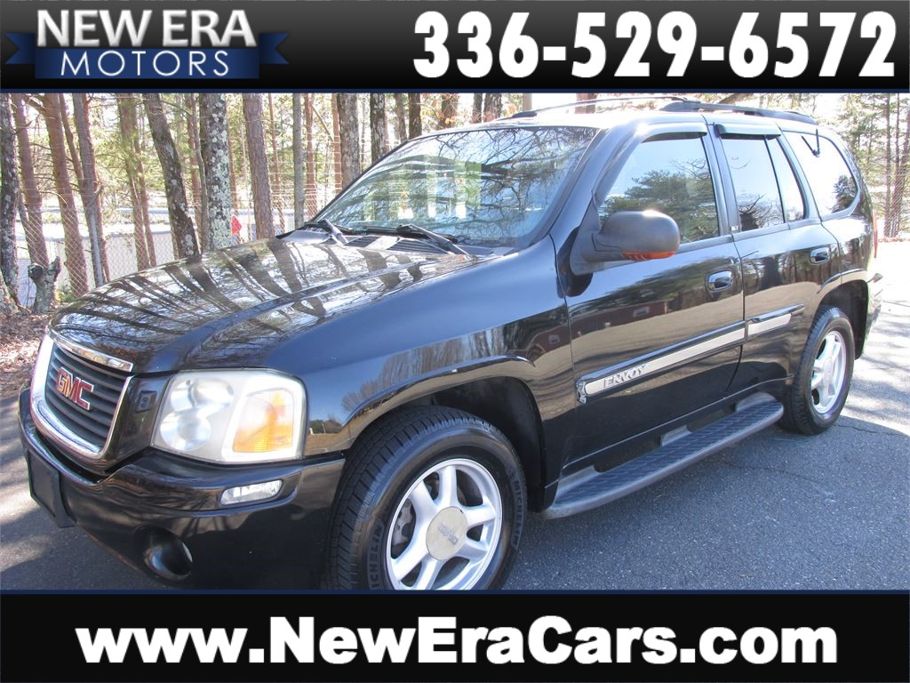 2002 GMC Envoy SLE 4WD Michelin Tires! Leather!  for sale by dealer