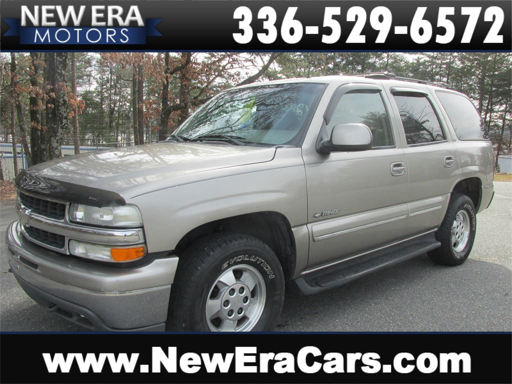 2002 Chevrolet Tahoe 4WD 3rd Row! Clean! for sale by dealer