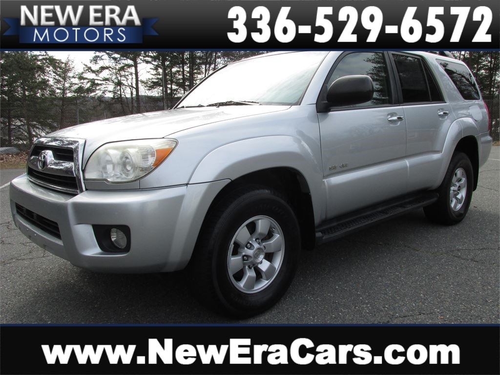 2007 Toyota 4Runner Sport Edition 4WD!  for sale by dealer