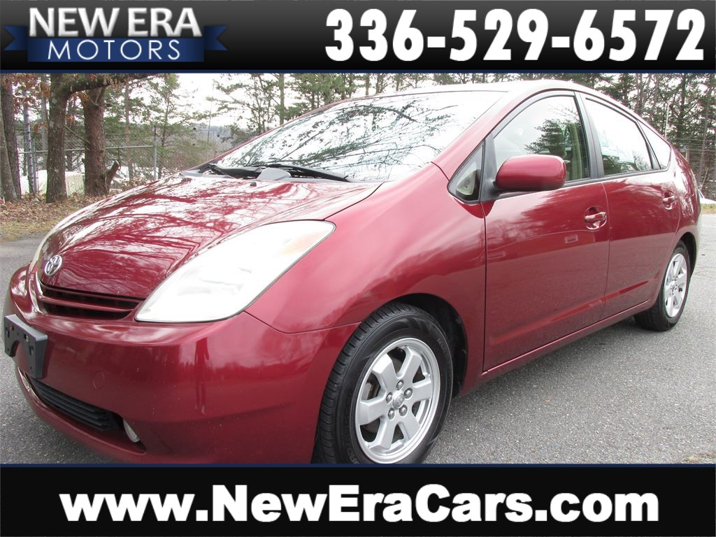 2005 Toyota Prius 4-Door Liftback Great MPG! for sale by dealer