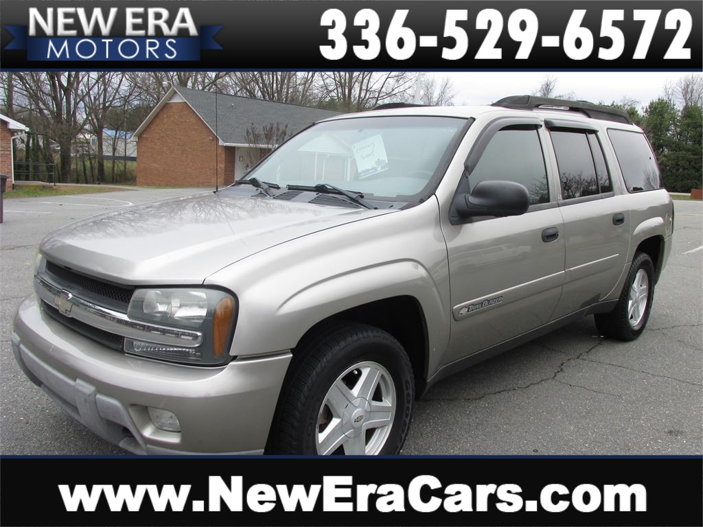 2003 Chevrolet TrailBlazer EXT LS 4WD 3rd Row for sale by dealer