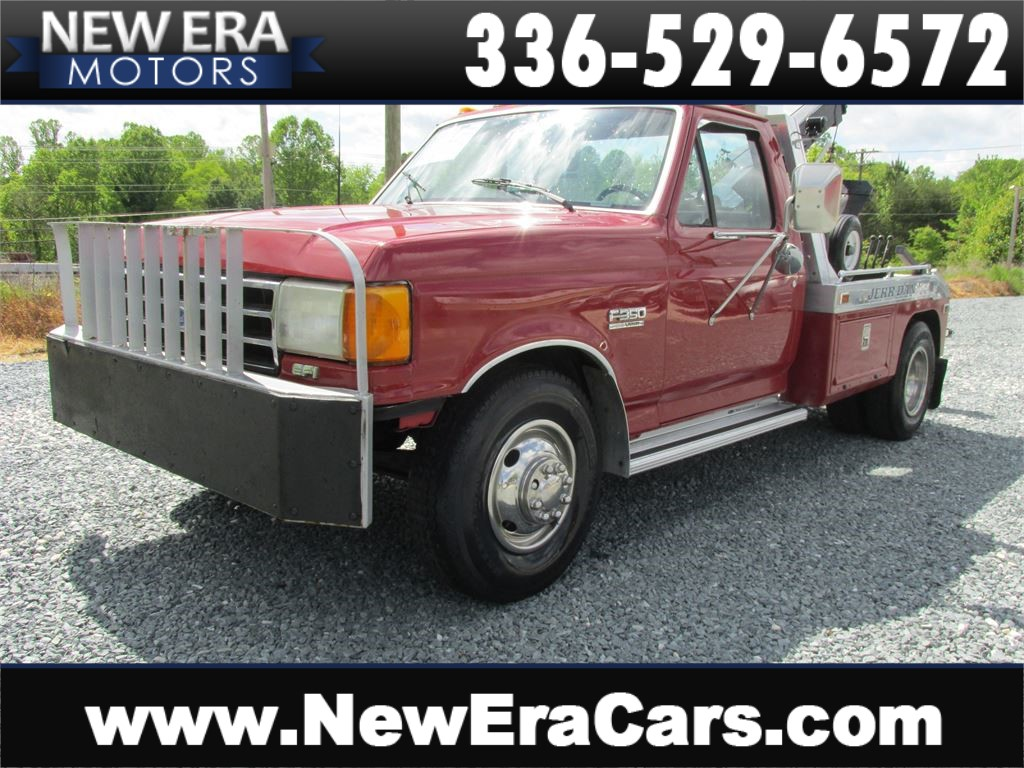 1991 Ford F-350 Vintage Wrecker All Orginal for sale by dealer