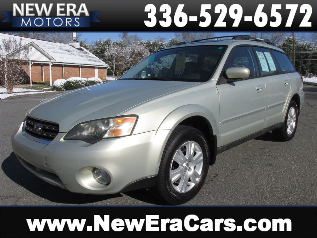 2005 Subaru Outback 2.5i Limited Wagon for sale by dealer