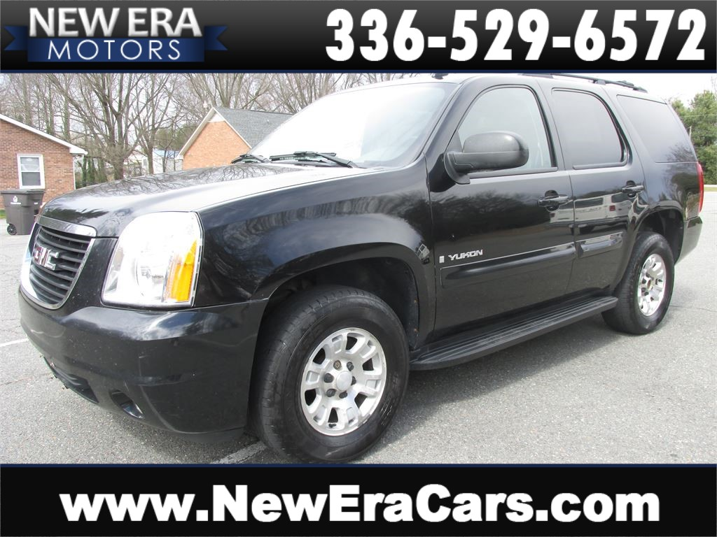 2007 GMC Yukon SLE-2 3rd Row! Leather! for sale by dealer