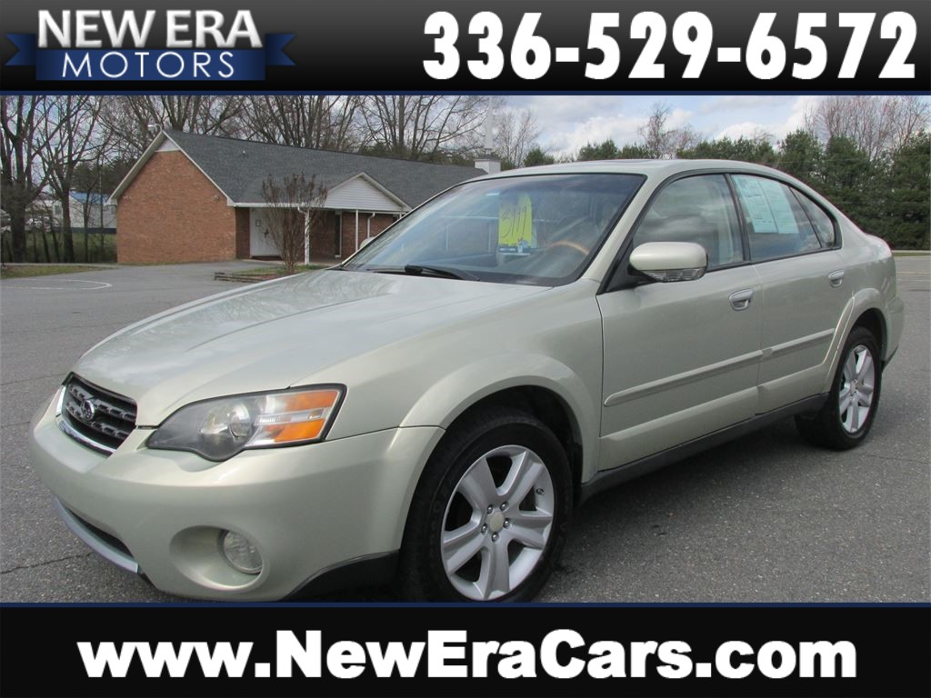 2005 Subaru Outback 3.0R Sedan Rare! 6 Cyl.! for sale by dealer