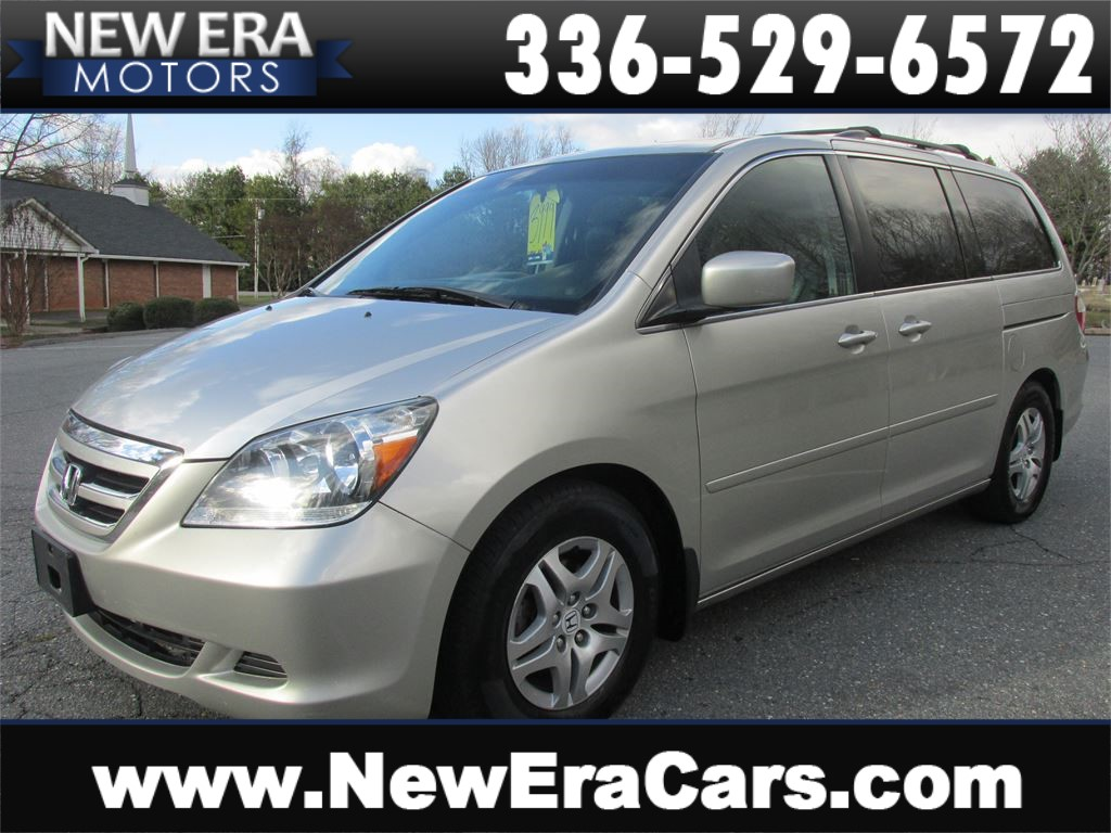 2007 Honda Odyssey EX-L w/DVD & Nav for sale by dealer