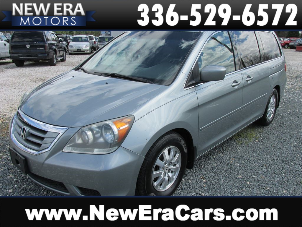 2010 Honda Odyssey EX-L w/ DVD Leather! Nice! for sale by dealer
