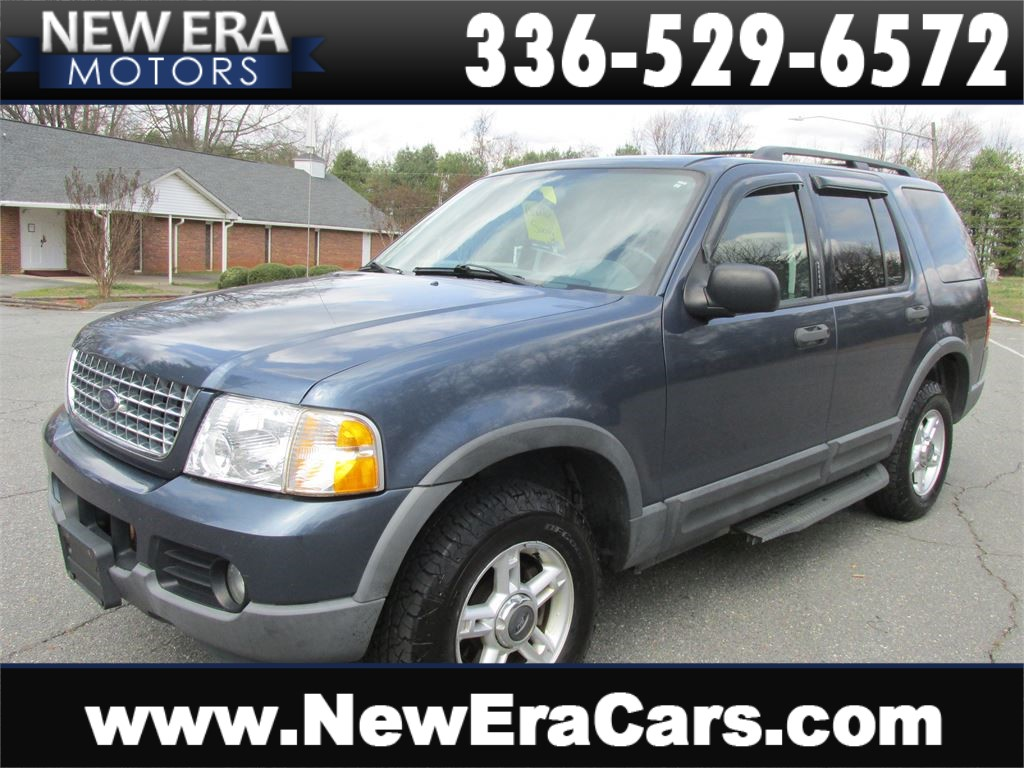 2003 Ford Explorer XLT 4.6L 4WD A/T Tires for sale by dealer