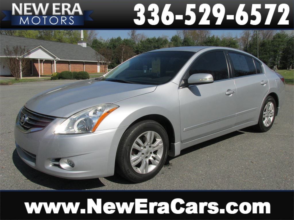 2011 Nissan Altima 2.5 S Leather! Nice! for sale by dealer