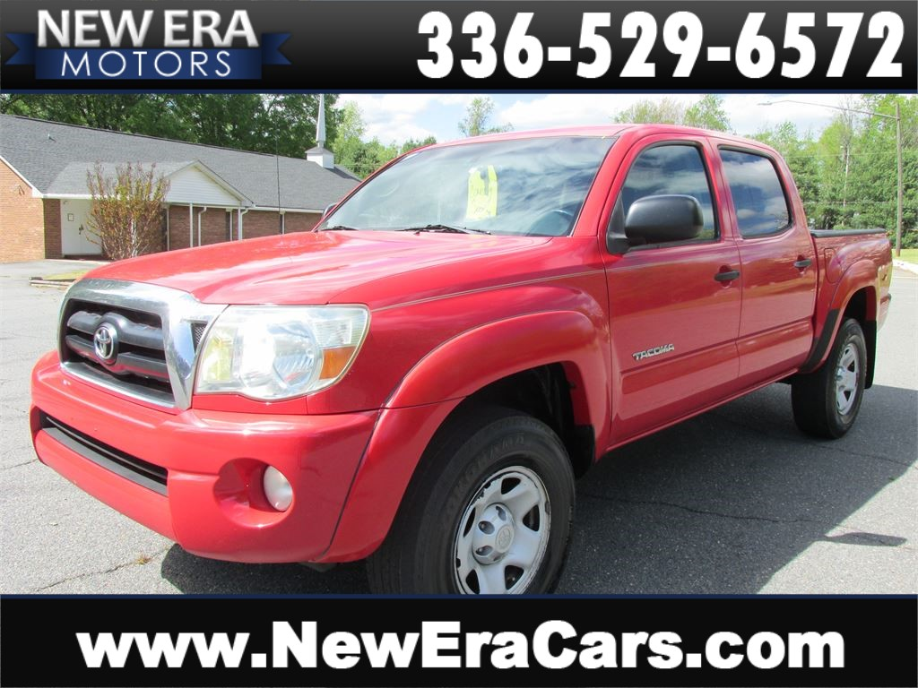 2008 Toyota Tacoma PreRunner Double Cab V6 RUST FREE for sale by dealer