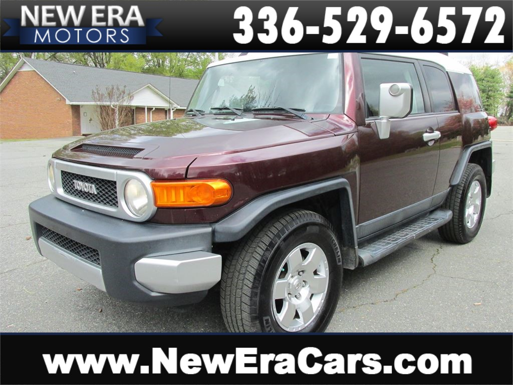 2007 Toyota FJ Cruiser 4WD Trail Ready!  for sale by dealer