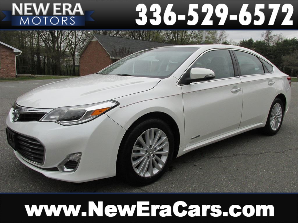 2014 Toyota Avalon Hybrid XLE Premium Loaded! for sale by dealer